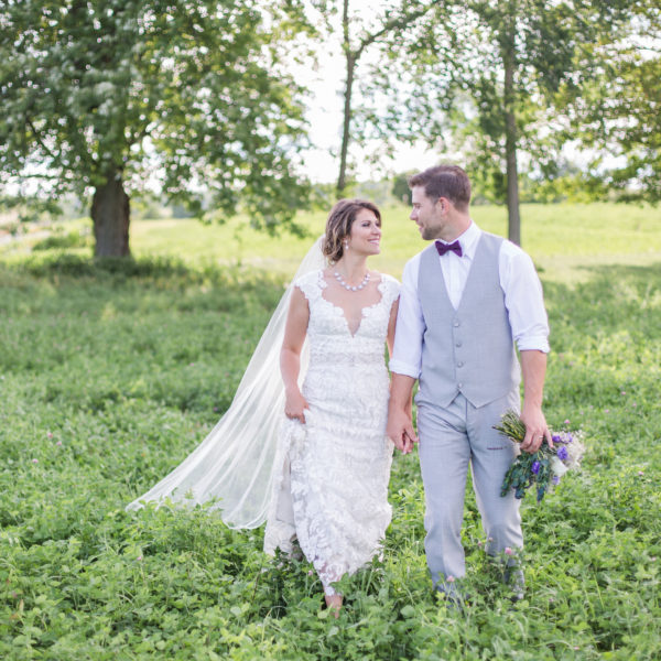 South Pond Farm Wedding // Nicole & Steve