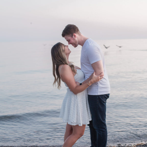 Shannon & Cade // Rotary Park Engagement