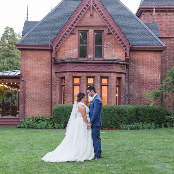 Kaitlin & Dan // Penryn Park Wedding